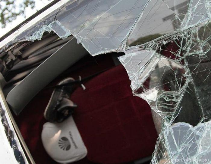 Гонки по городу на Porsche Panamera закончились печально (19 фото)