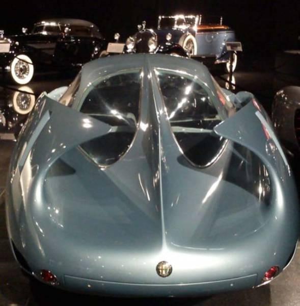 Самые необычные автомобили и мотоциклы (55 фото)