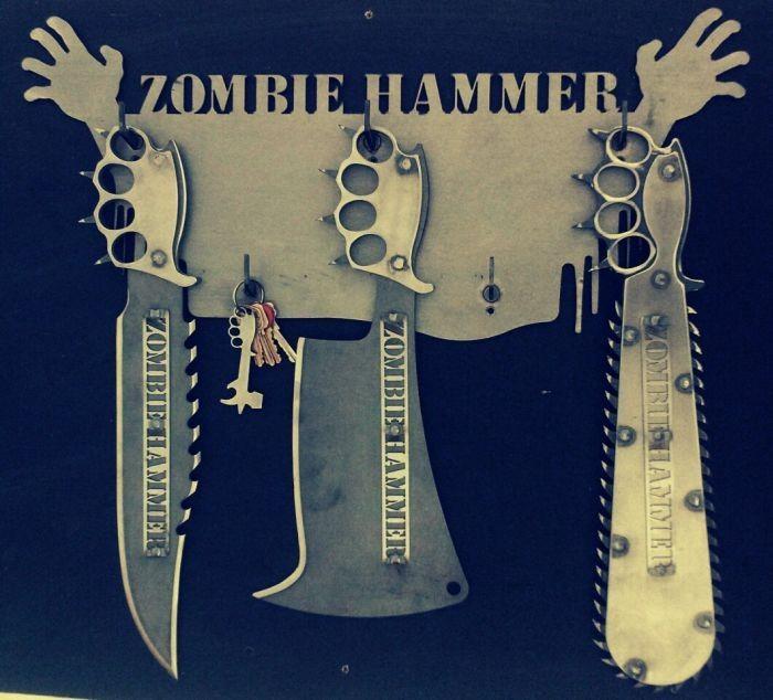 Достойные клинки для настоящих охотников на зомби (6 фото)