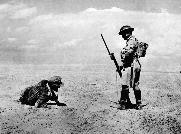 Вторая мировая в Африке (44 фото)