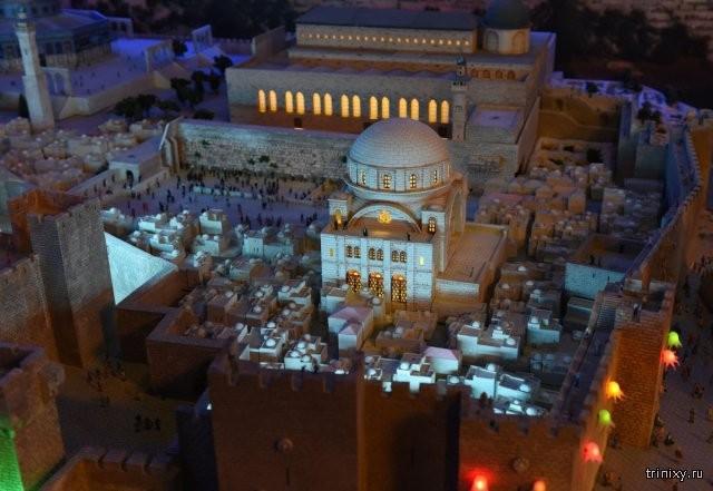 Миниатюры городов мира в одной мегавыставке (16 фото)