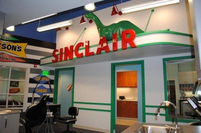 Самый необычный офис стоматолога (9 фото)