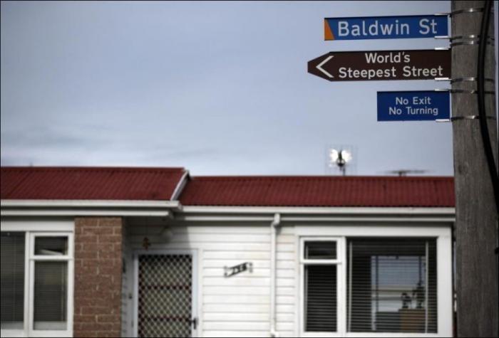 Самая крутая улица в мире (6 фото)