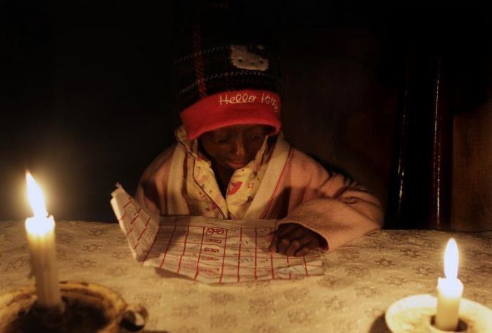 12-летняя девочка-старушка (14 фото)