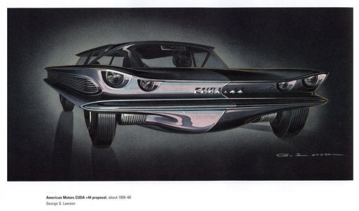 Машины будущего (11 фото)