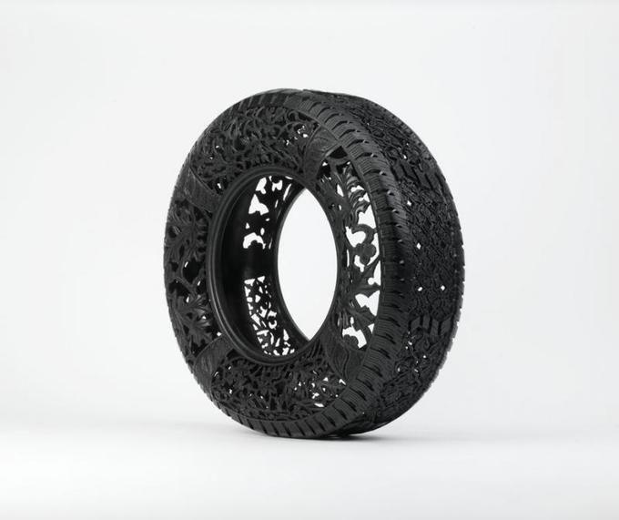 Узорные шины (22 фото)