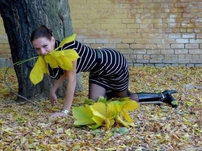 Подборка крайне странных фотографий (50 фото)