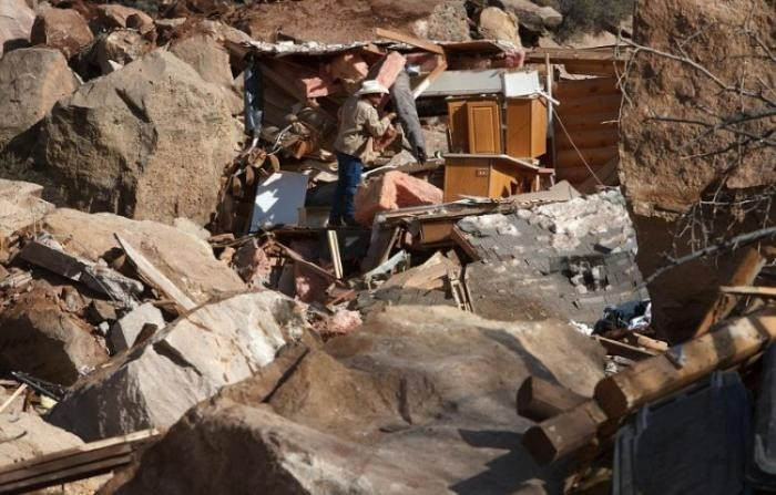Почему покупать домик в горах - не самая удачная идея (9 фото)