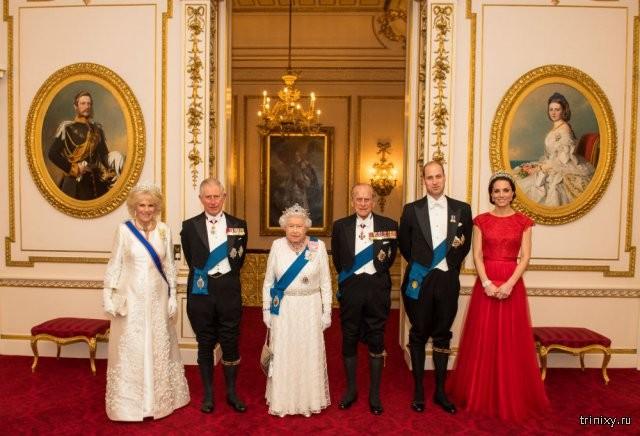 Необычные правила британской короны (14 фото)