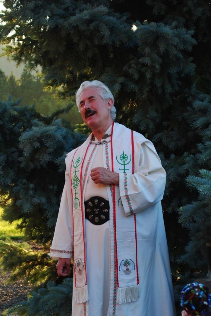 Американский культ современных язычников, возрождающих кельтские обряды (8 фото)