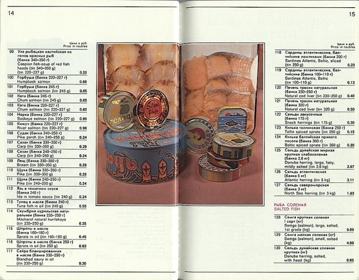 Что продавалось в легендарной Березке (41 фото)