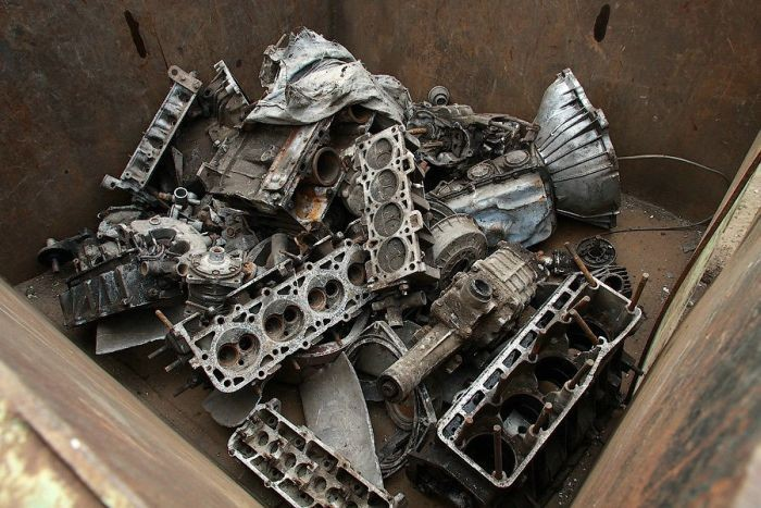 Вторая жизнь металлолома (46 фото)