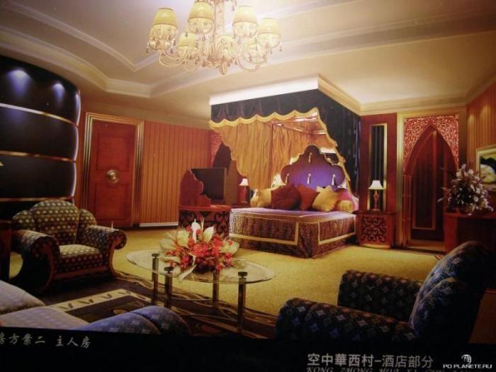 Отель высотой в 328 метра в Цзянсу (27 фото)