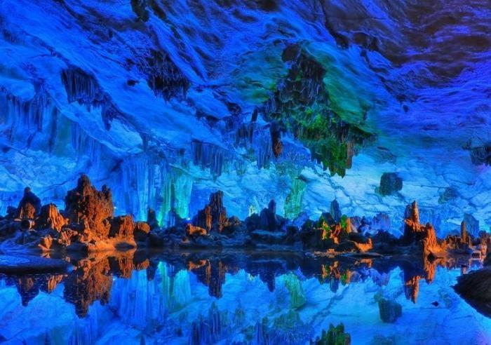 10 красивейших геологических чудес (10 фото)
