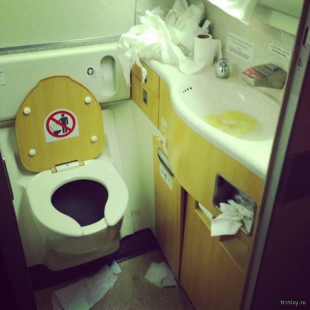 Самые отвратительные пассажиры самолетов (27 фото)