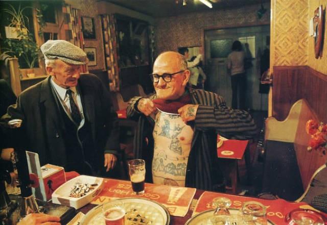 Крутые дедушки, которым плевать на возраст (32 фото)