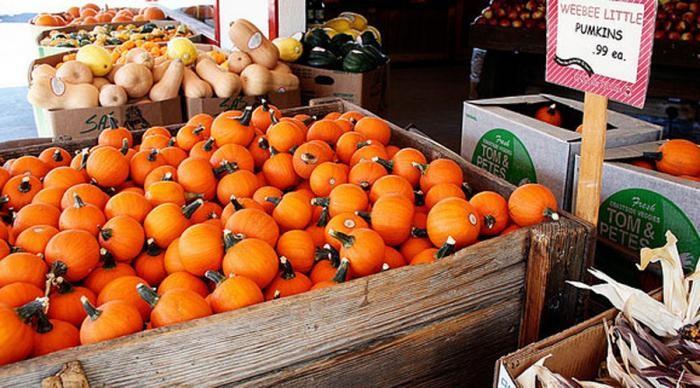 Необычные овощные культуры (7 фото)