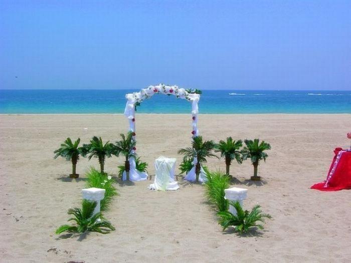 Лучшие места для свадьбы (27 фото)