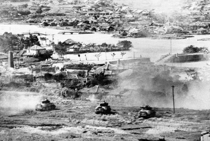 Вторая мировая - падение Японии (42 фото)