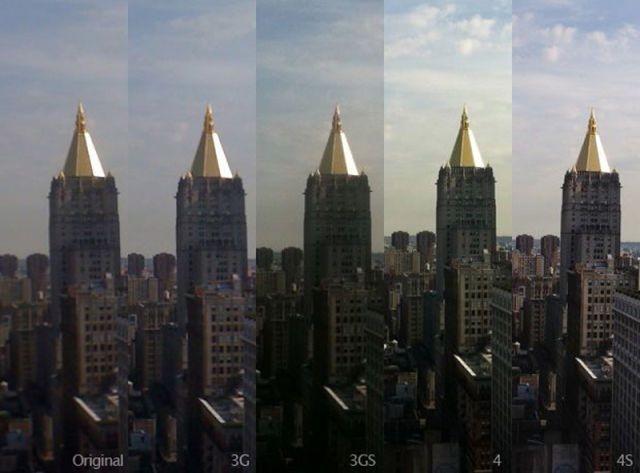 Эволюция камеры IPhone (12 фото)