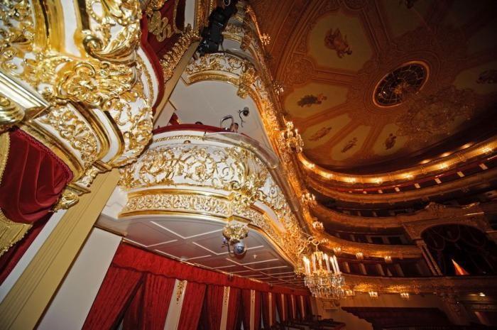 Государственный Большой Академический Театр (40 фото)