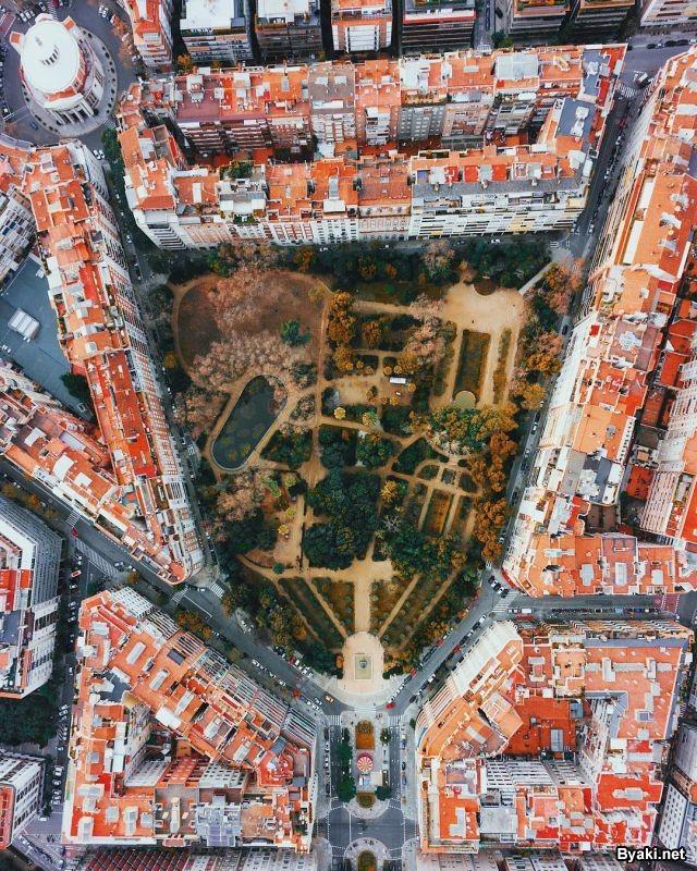 Невероятные аэроснимки Акилеса Пировано (30 фото)