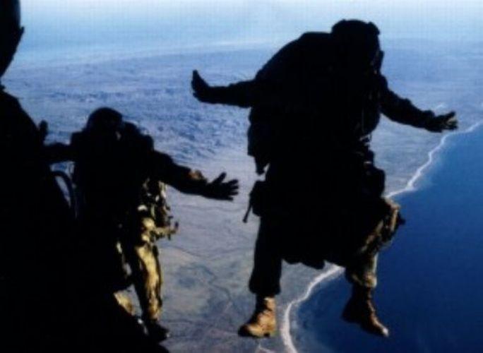 SASR - австралийский спецназ (50 фото)