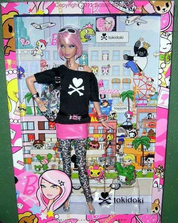 Современная кукла Барби (9 фото)