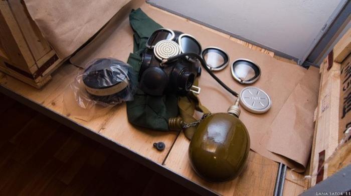 Защитное сооружение ГО Тесное (41 фото)