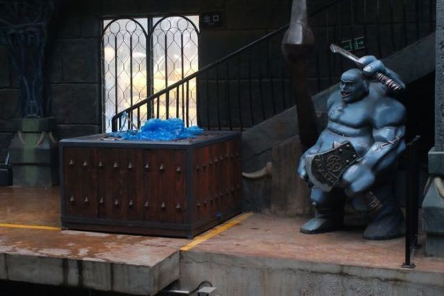 Парк Joyland в Китае в стиле Starcraft и Warcraft (40 фото)