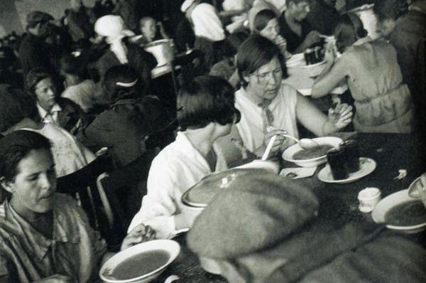 Советская столовая (23 фото)