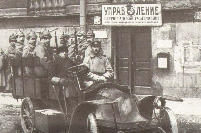 Как милиция Петрограда боролась с бандой «Самочинщиков» (3 фото)