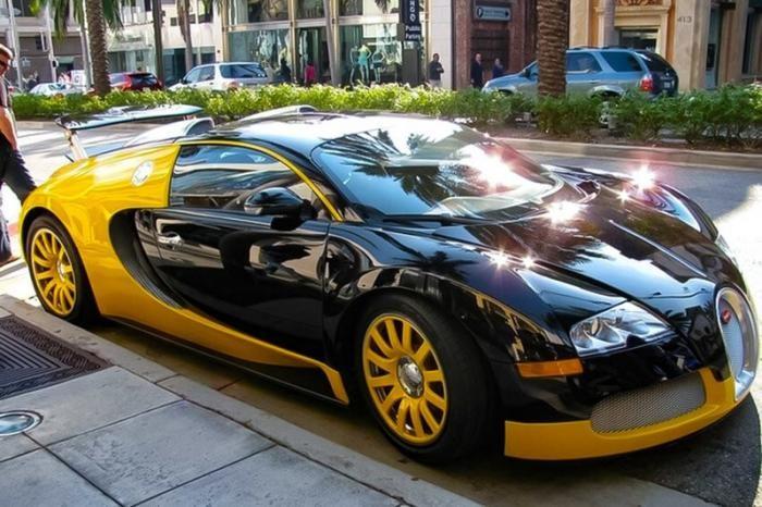 Роскошные автомобили известных рэперов (10 фото)