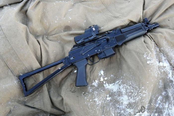 Современное стрелковое оружие российской армии (17 фото)