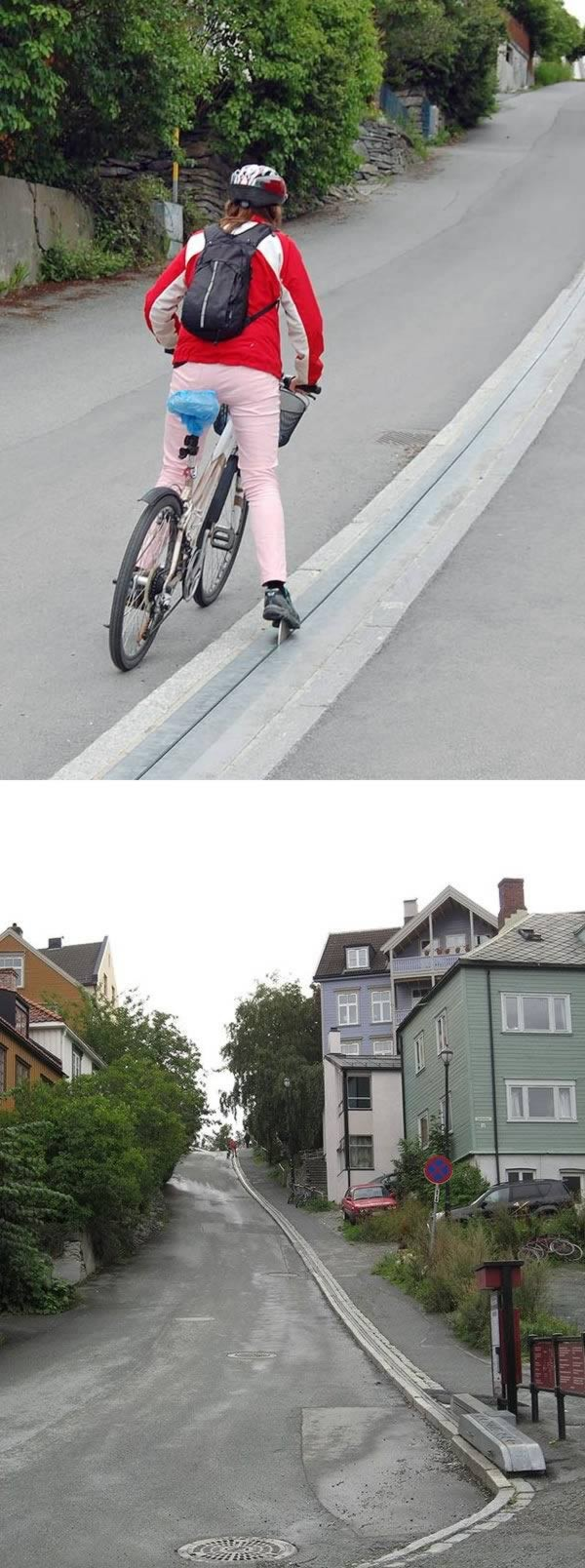 Самые необычные эскалаторы мира (10 фото)