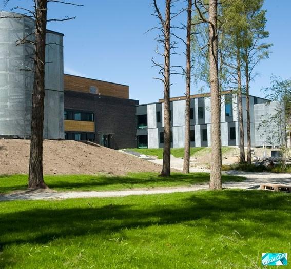 Фешенебельная тюрьма в Норвегии (17 фото)