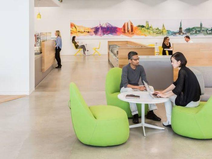 Штаб-квартира компании Adobe Systems (32 фото)