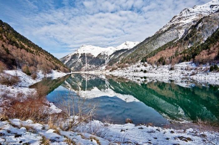 Прогулка по красивейшим европейским национальным паркам (22 фото)