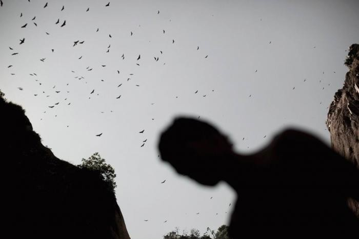 Опасная работа в Гватемале (25 фото)