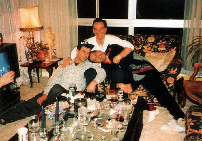 В сети опубликовали фото бойфренда Фредди Меркьюри Джима Хаттона (24 фото)