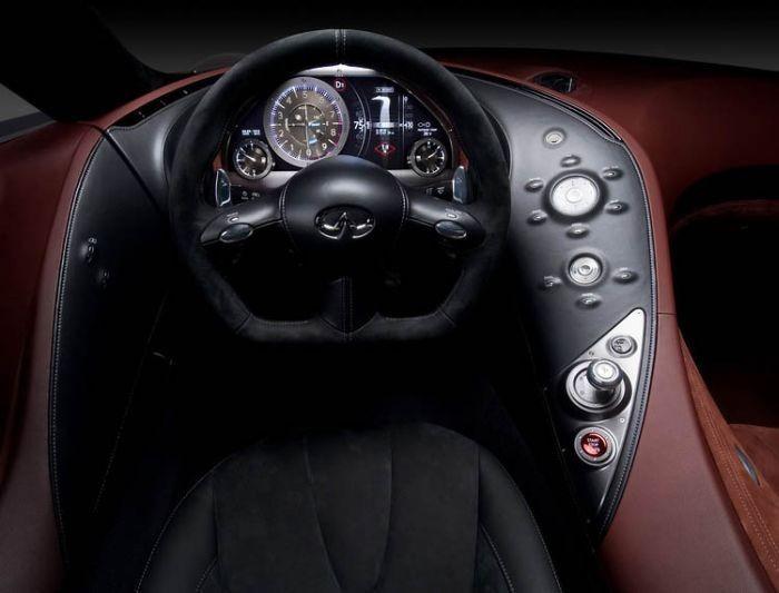 Самые роскошные и красивые интерьеры машин (16 фото)