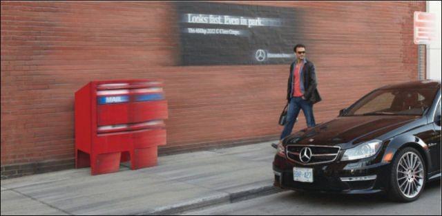 Отличная уличная реклама (4 фото)