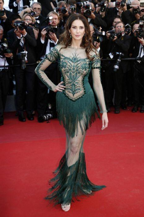Самые откровенные платья Каннского кинофестиваля (9 фото)