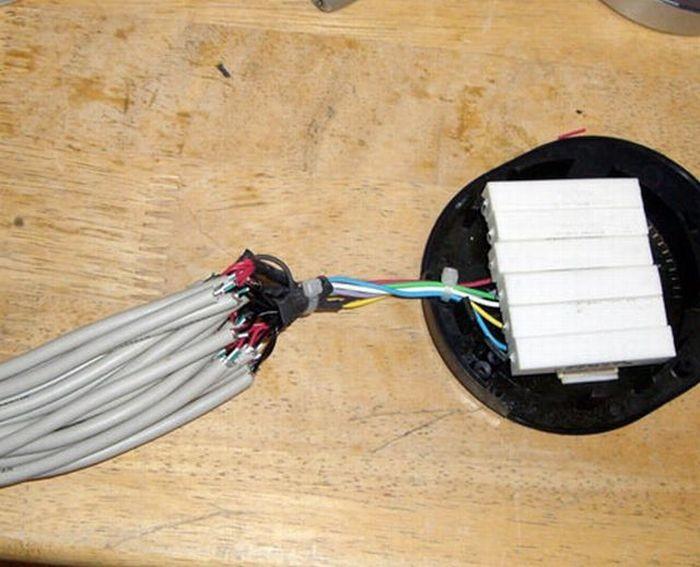 Жарим мясо с помощью USB (6 фото)