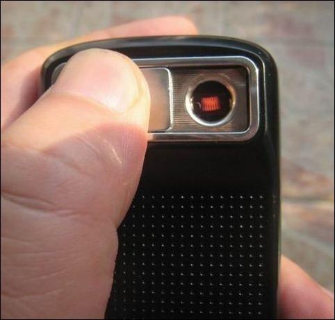Телефон с прикуривателем (5 фото)