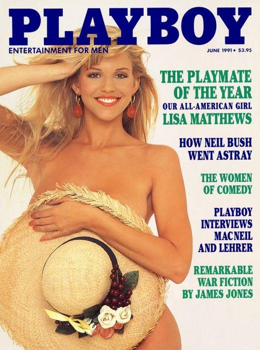 Журнал Playboy вновь снял моделей прошлых лет (14 фото)