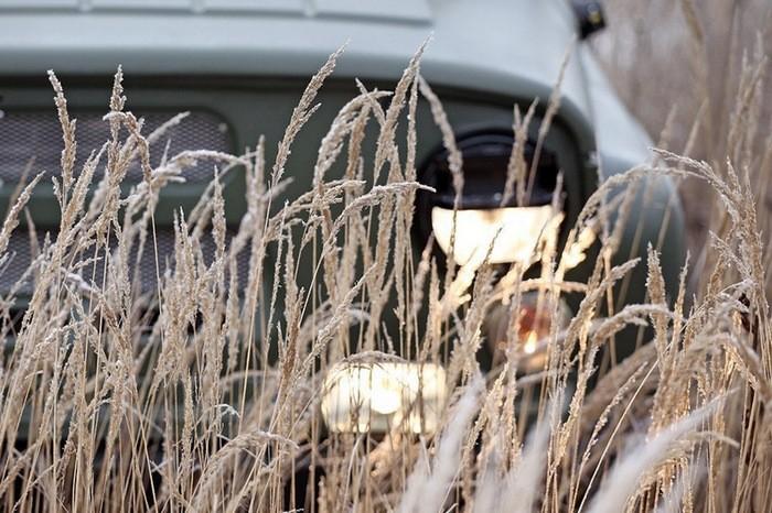«Скорпион» - внедорожник, который очень сильно похож на УАЗ (6 фото)