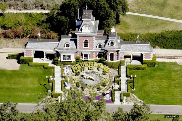 Самые красивые дома и особняки в мире (9 фото)