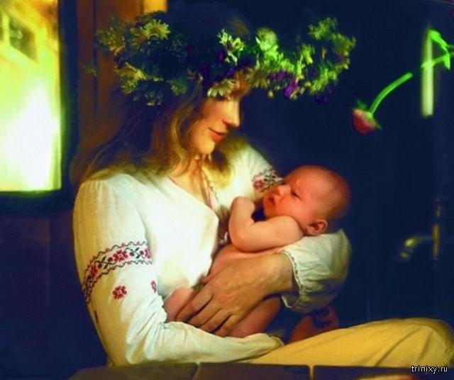 Необычные обряды и ритуалы (10 фото)