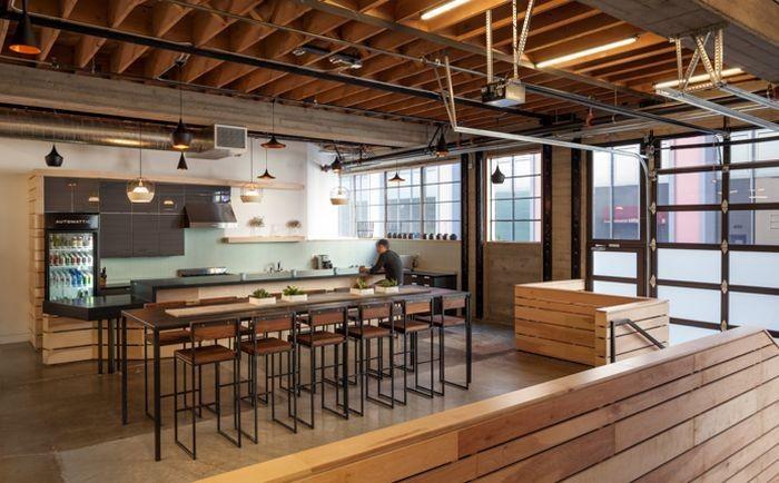 Владелец WordPress отказался от офиса в Сан-Франциско (10 фото)